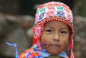 Niños uit de Andes